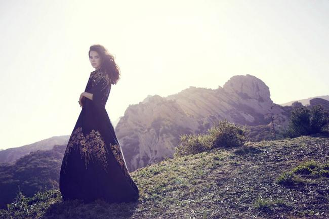 007 lr 06 blumarine 0835 Final Letnji modni editorijali: Lana del Rej za magazin Madame Figaro