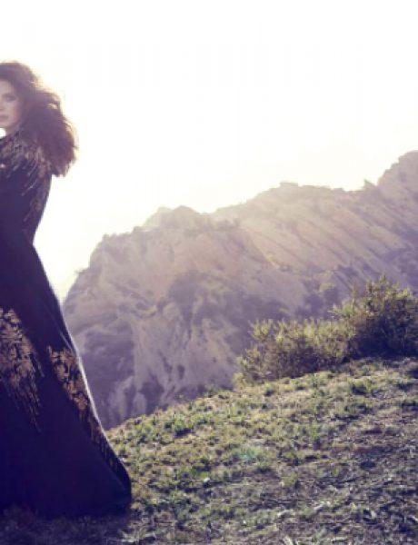 """Letnji modni editorijali: Lana del Rej za magazin """"Madame Figaro"""""""