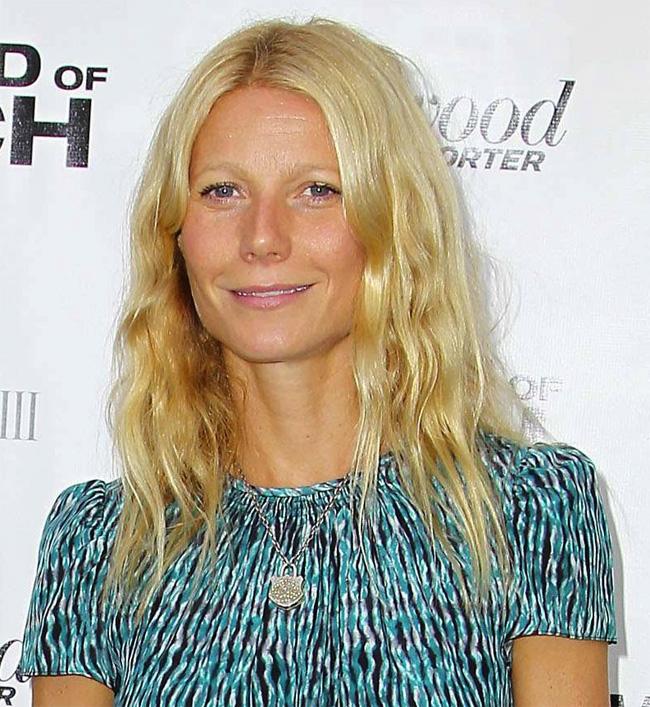 02 Gwyneth Paltrow frizura Frizure za muzičke festivale
