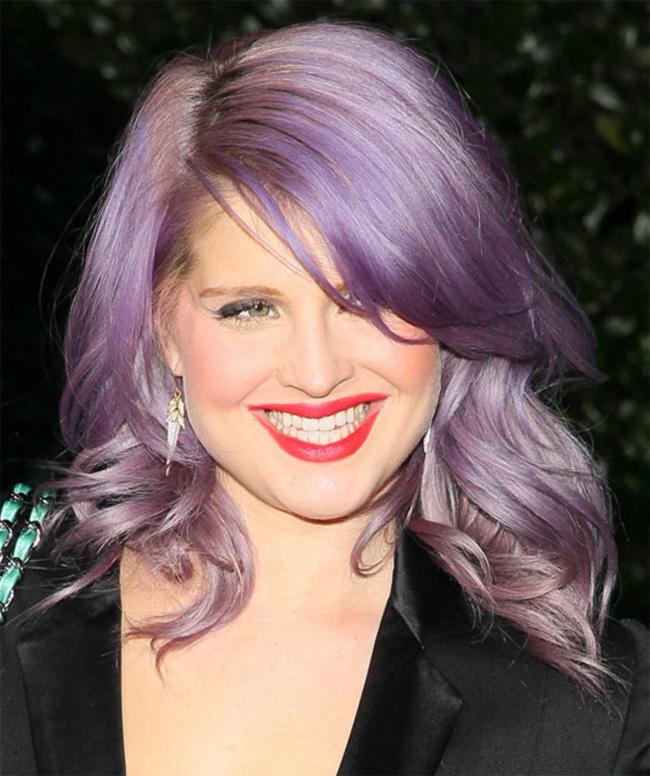 07 Kelly Osbourne frizura Frizure za muzičke festivale