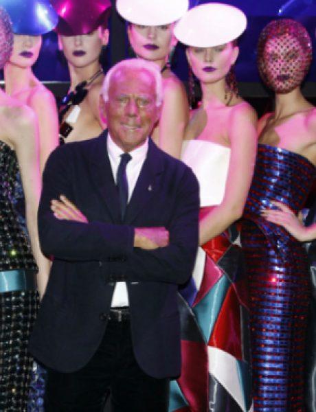 Modne vesti: Armani proslavio 80. rođendan, a Karl i Choupette opet nam pripremaju iznenađenje