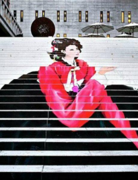 Kreativnost na ulicama: Otkačene stepenice