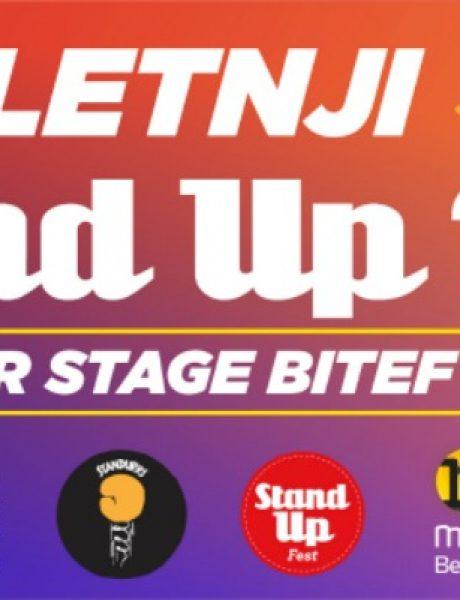 StandUpFest: Bitef art cafe Summer stage