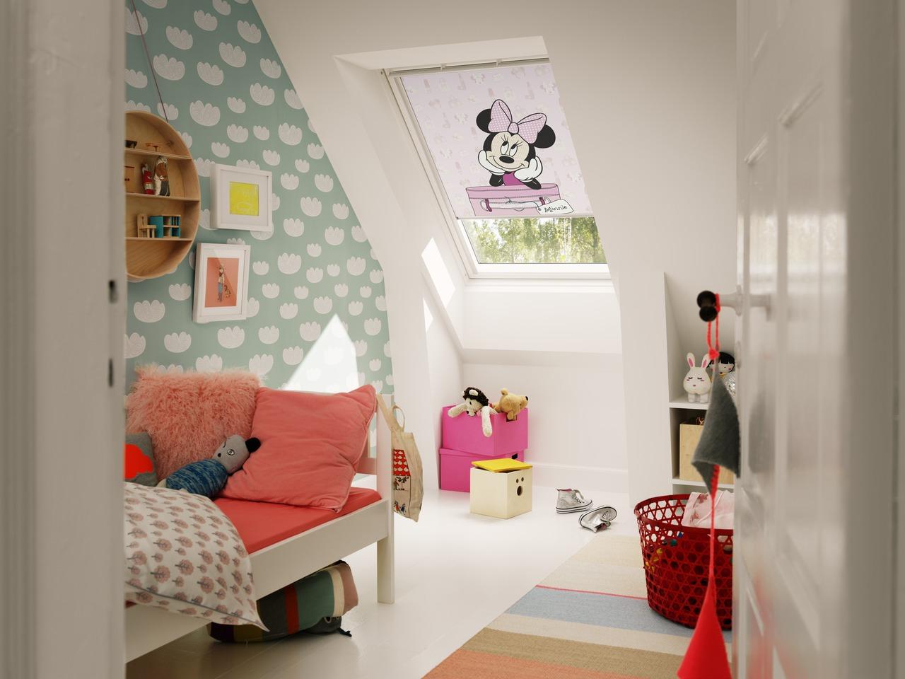 121092 01 XL Disney & VELUX: Saveti za uređenje dečje sobe