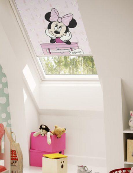 Disney & VELUX: Saveti za uređenje dečje sobe