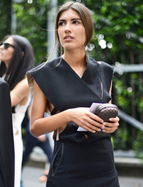 Street Style: Žene na muškoj Nedelji mode