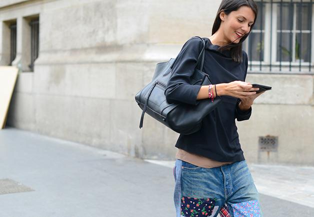 1404153941890 women street style paris fashion week ss2015 03 Street Style: Žene na muškoj Nedelji mode