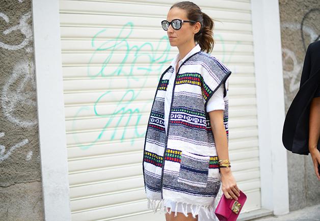 1404153941900 women street style paris fashion week ss2015 10 Street Style: Žene na muškoj Nedelji mode