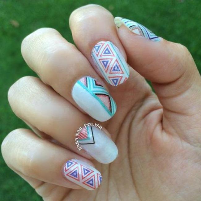 148 Letnji trendovi: Pastelne boje i zanimljivi printovi na noktima
