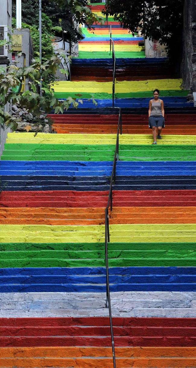 1512 934x Kreativnost na ulicama: Otkačene stepenice