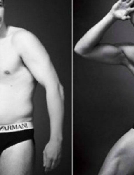 Muškarci pred objektivom: Obični su lepši