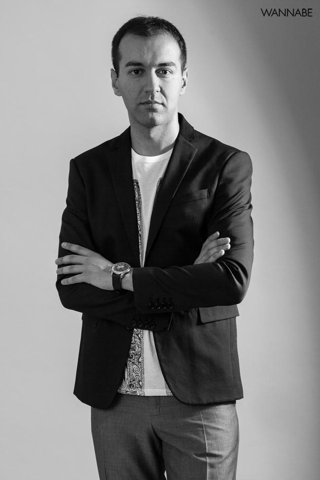 3 1 Wannabe intervju: Nemanja Velikić