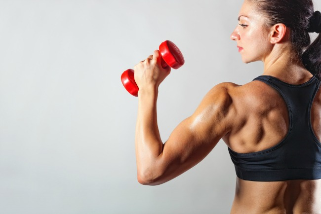 429 Otkrovenje meseca: Vežbanje je dobro i za vašu kožu, ne samo za telo
