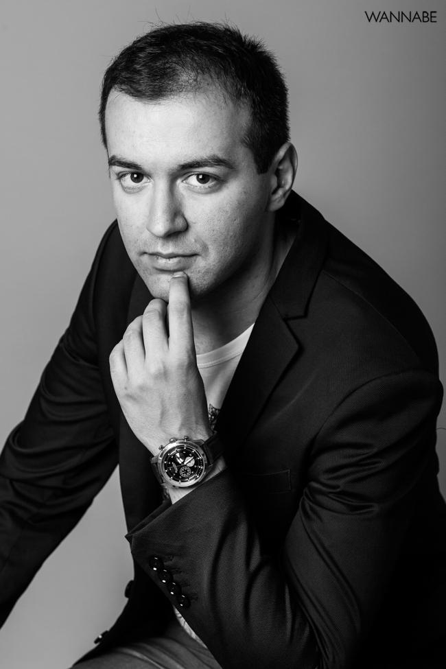 810 Wannabe intervju: Nemanja Velikić
