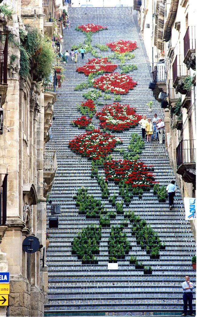 816 934x Kreativnost na ulicama: Otkačene stepenice