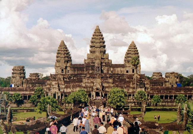 Angkor Wat Kambodža Krajnje je vreme da počnete da mislite na svoj odmor!