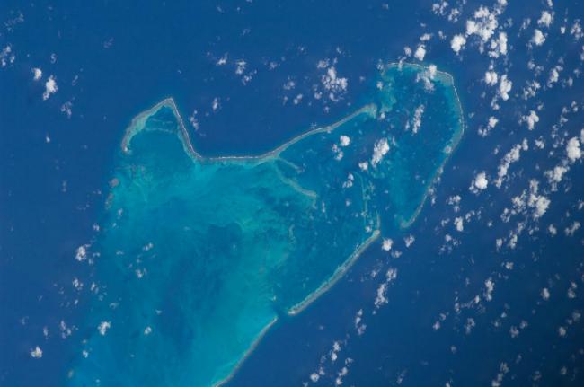 Cayo de Serrana Reef Colombia Top 10: Moćne fotografije iz svemira koje će vam promeniti pogled na planetu