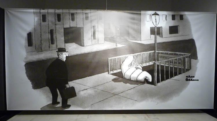 Charles Addams 1 Čarls Adams: Majstor ilustracija