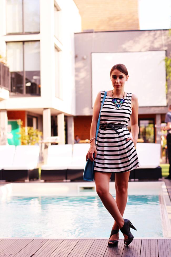 Cipelica Stiklica sta nose domace blogerke Domaće modne blogerke nose: Letnje haljinice