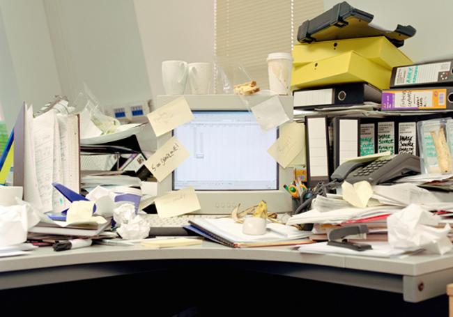 Clear Your Desk Regularly Copy Poslovne pustolovine: Šta je potrebno da biste bili organizovani