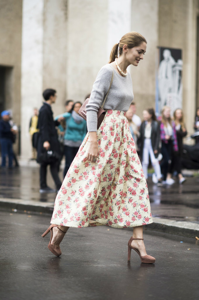 Couture Fashion Week Street Style Street Style: Couture Fashion Week