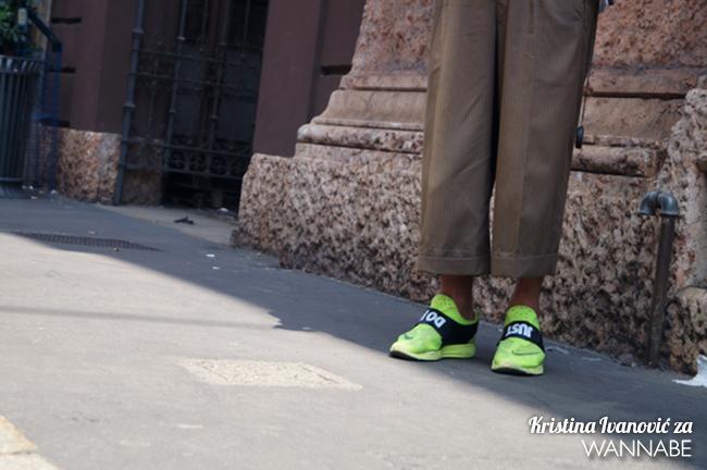 DSC08967 copy Street Style Milan Fashion Week: Trendovi pre svega