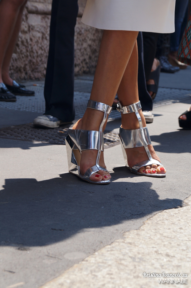 DSC09050 copy Street Style Milan Fashion Week: Trendovi pre svega