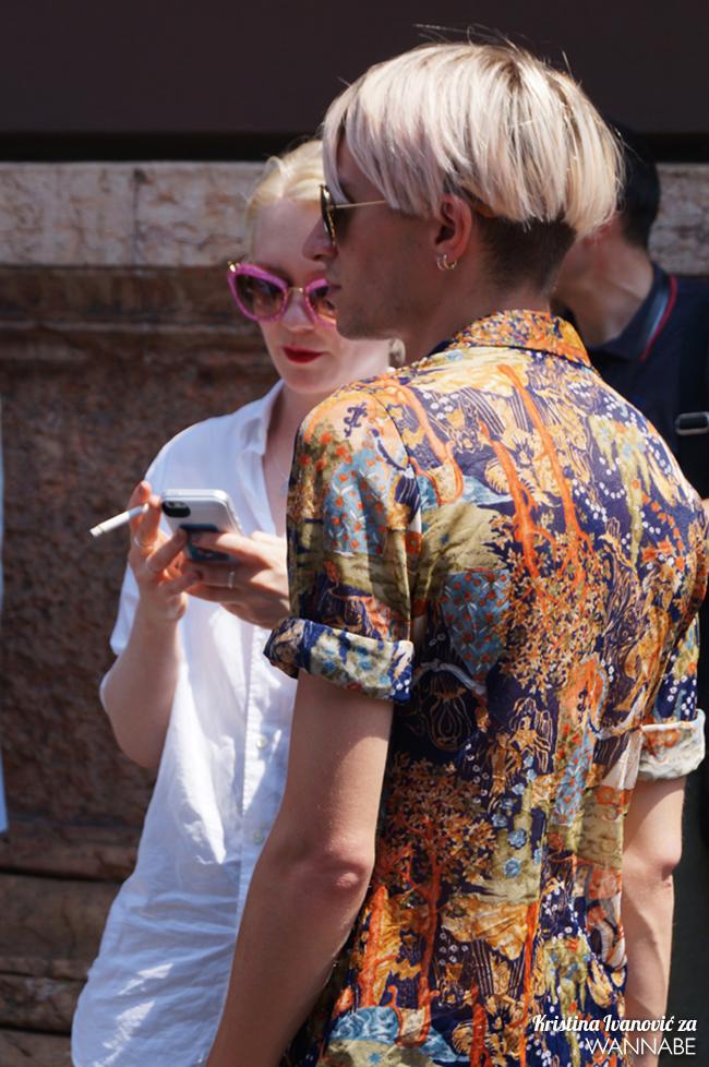 DSC09084 copy Street Style Milan Fashion Week: Trendovi pre svega
