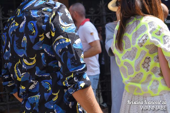 DSC09104 copy Street Style Milan Fashion Week: Trendovi pre svega