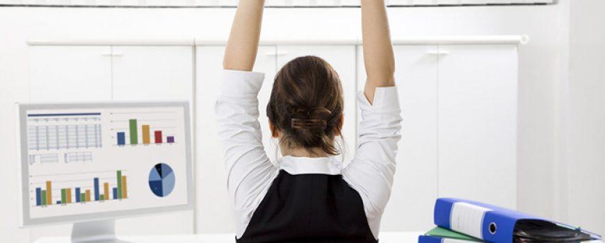 Vežbaj na poslu: Jednostavni joga pokreti