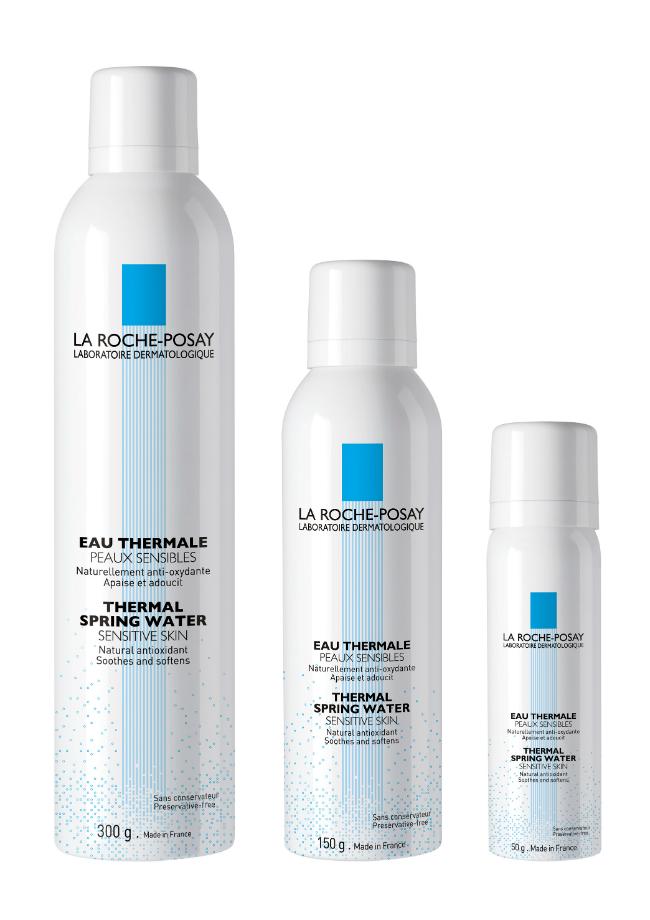 EAU THERMALE 3 bombes La Roche Posay: Neizostavna nega osetljive kože posle sunčanja
