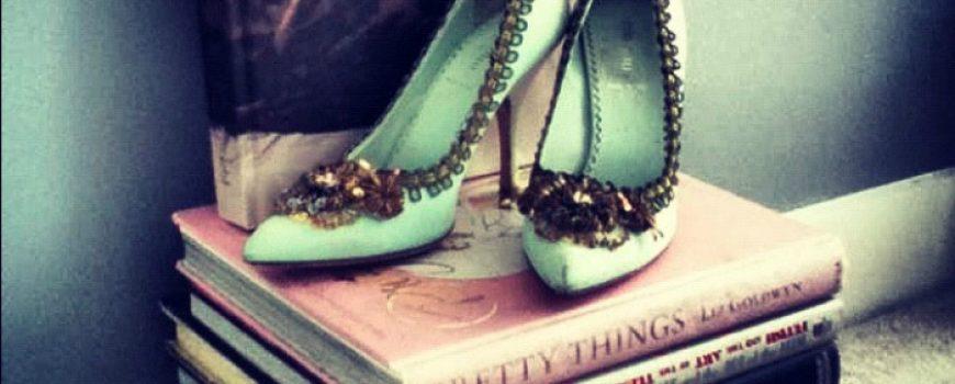 Tips of the Week: Gde god nađeš zgodno mesto tu cipele stavi