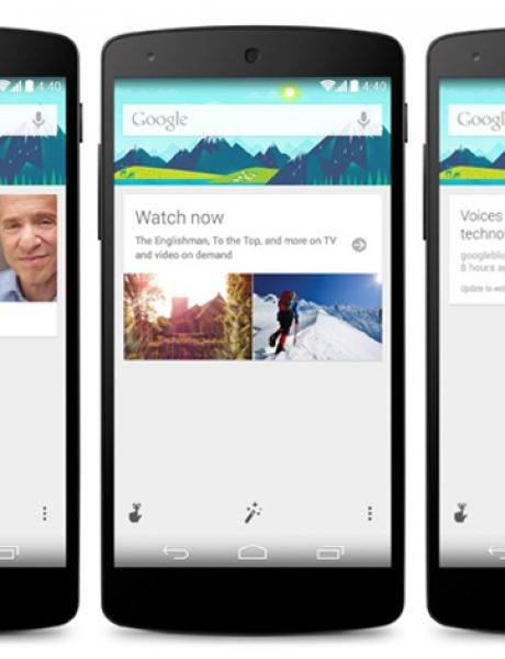 Digital Up: Pet fantastičnih činjenica o Google Now