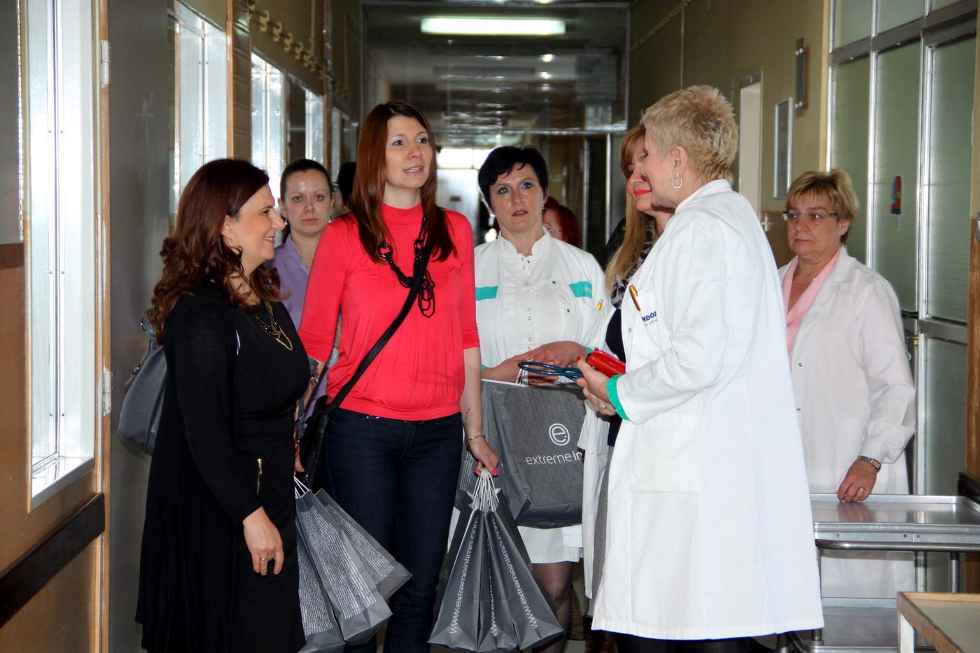 IMG 0775 resize Zajedno krojimo sreću: Extreme Intimo sa mališanima u bolnicama