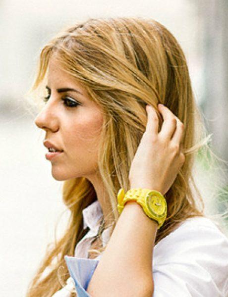 Watch is Watch modni predlog: Igra boja