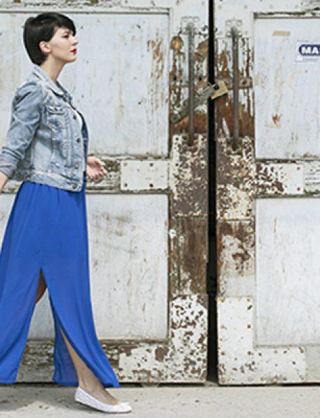 Modni predlozi brenda New Yorker: Plava i bela se vole