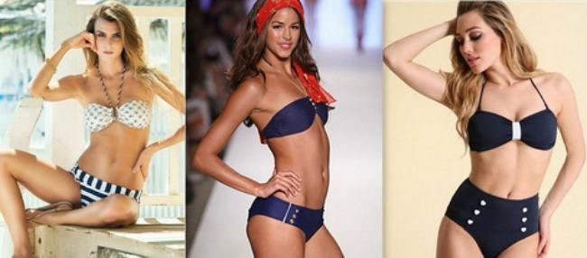 Izaberite model koji vam je najudobniji Trendovanje: Retro kupaći kostimi