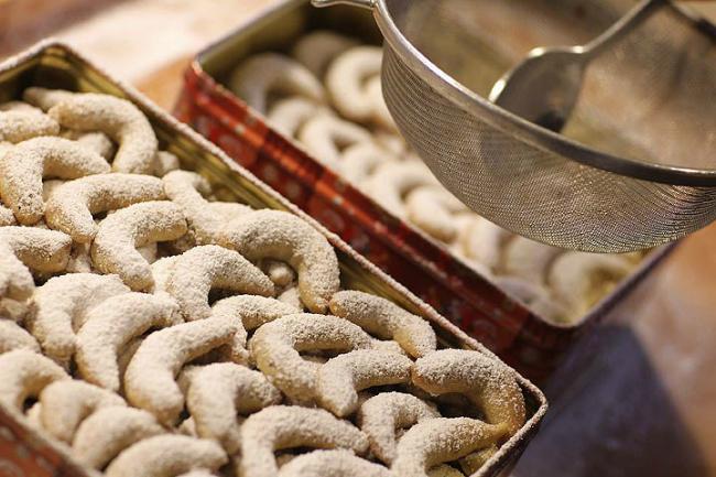 Kiflice Peci sa stilom: Najfinije vanilin kiflice