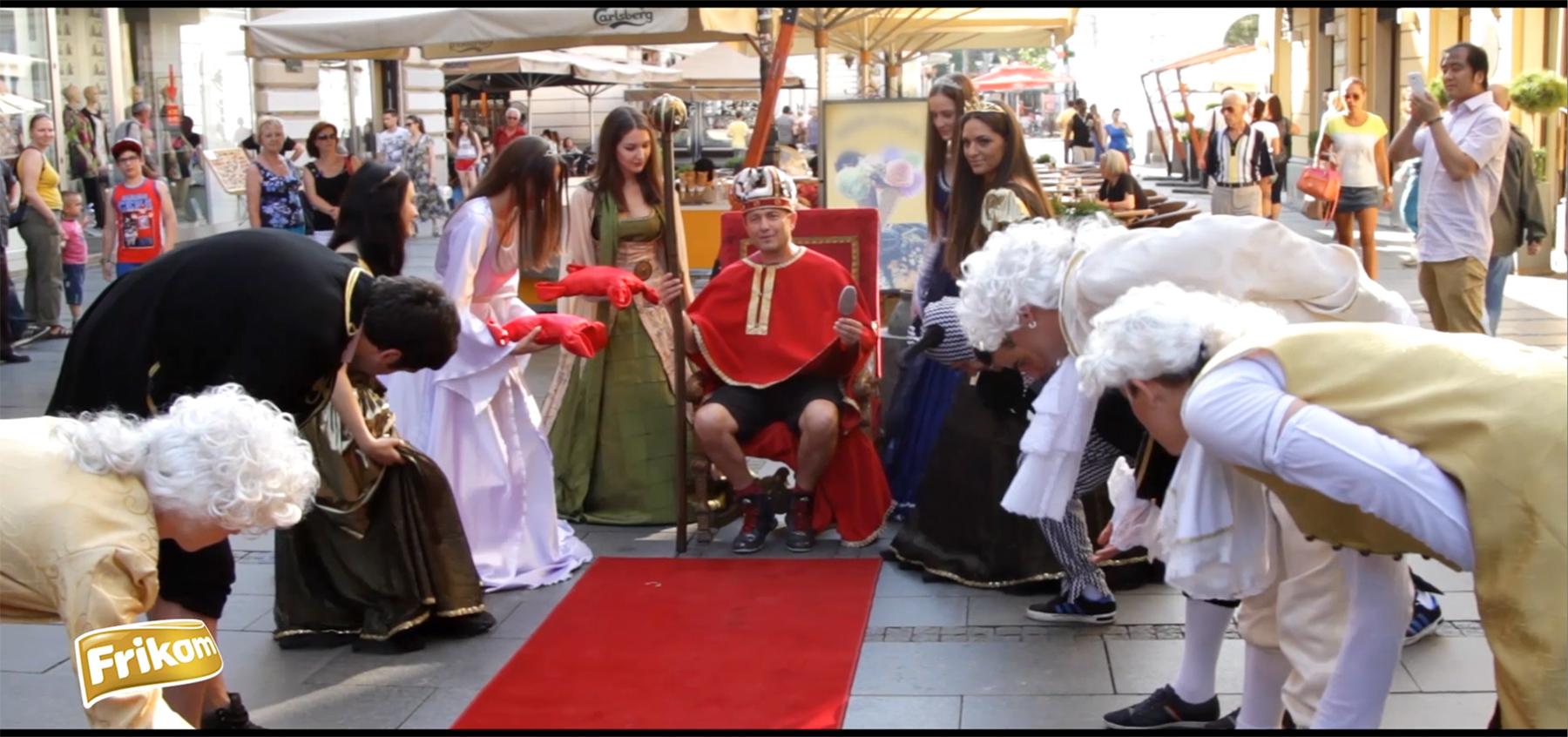 Kraljevski uzitak Frikom za Beograđane pripremio kraljevski užitak