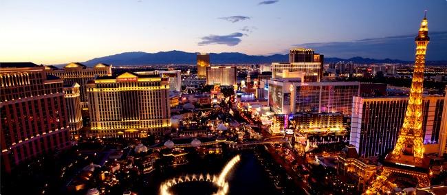 Las Vegas Krajnje je vreme da počnete da mislite na svoj odmor!