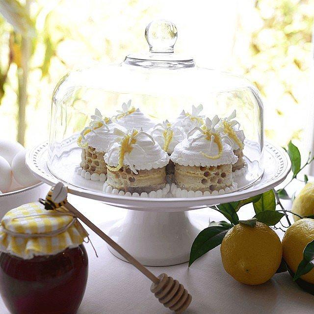 Lemon Bars Meringue Čik me probaj: Najbolja gotik hrana na Instagramu
