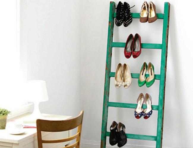 Merdevine Tips of the Week: Gde god nađeš zgodno mesto tu cipele stavi