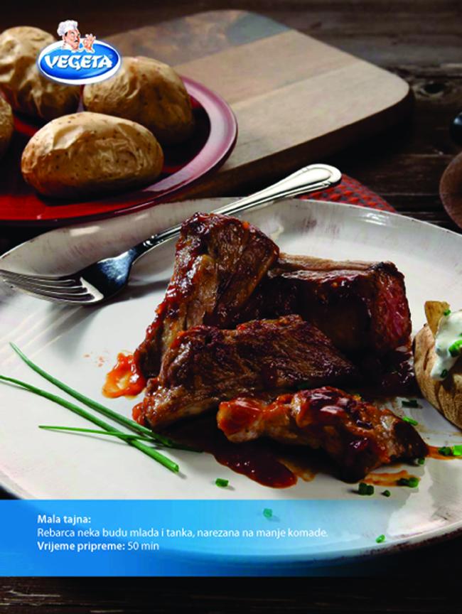 Pivska knjizica A5 FIN 2 1031 Eat & Drink: Rebarca sa roštilja u umaku od piva