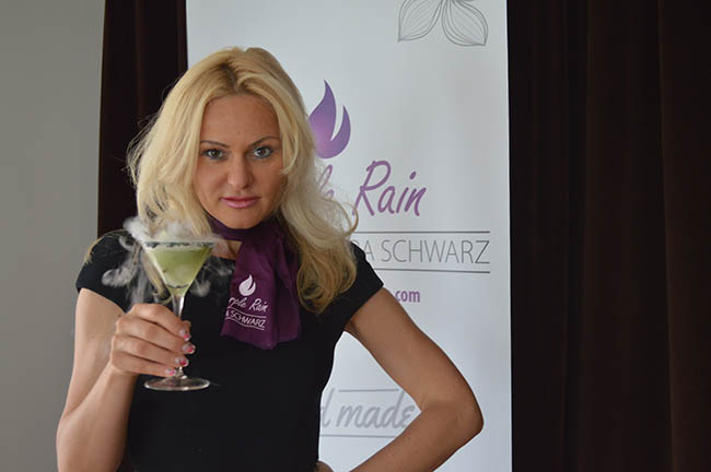 Purple Rain Promocija Purple Rain kozmetike: Koktel veče sa blogerkama
