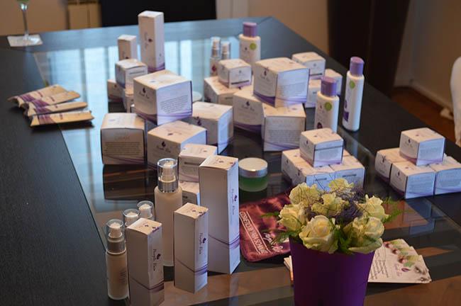 Purple Rain1 Promocija Purple Rain kozmetike: Koktel veče sa blogerkama