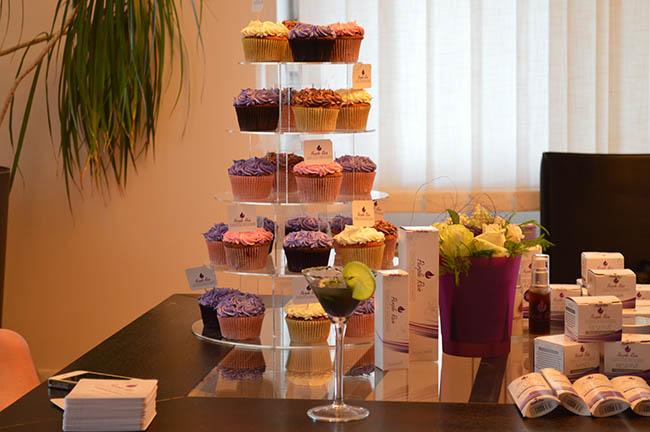 Purple Rain2 Promocija Purple Rain kozmetike: Koktel veče sa blogerkama