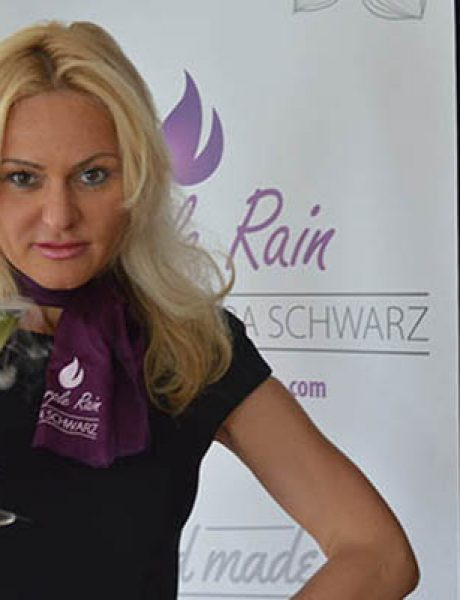 Promocija Purple Rain kozmetike: Koktel veče sa blogerkama