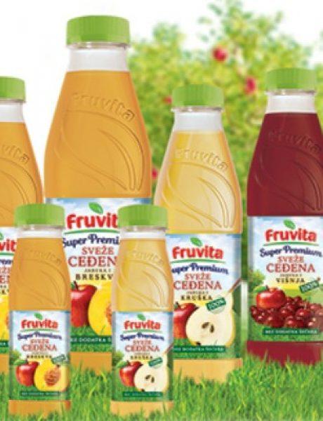 Voćni sokovi Fruvita Super Premium