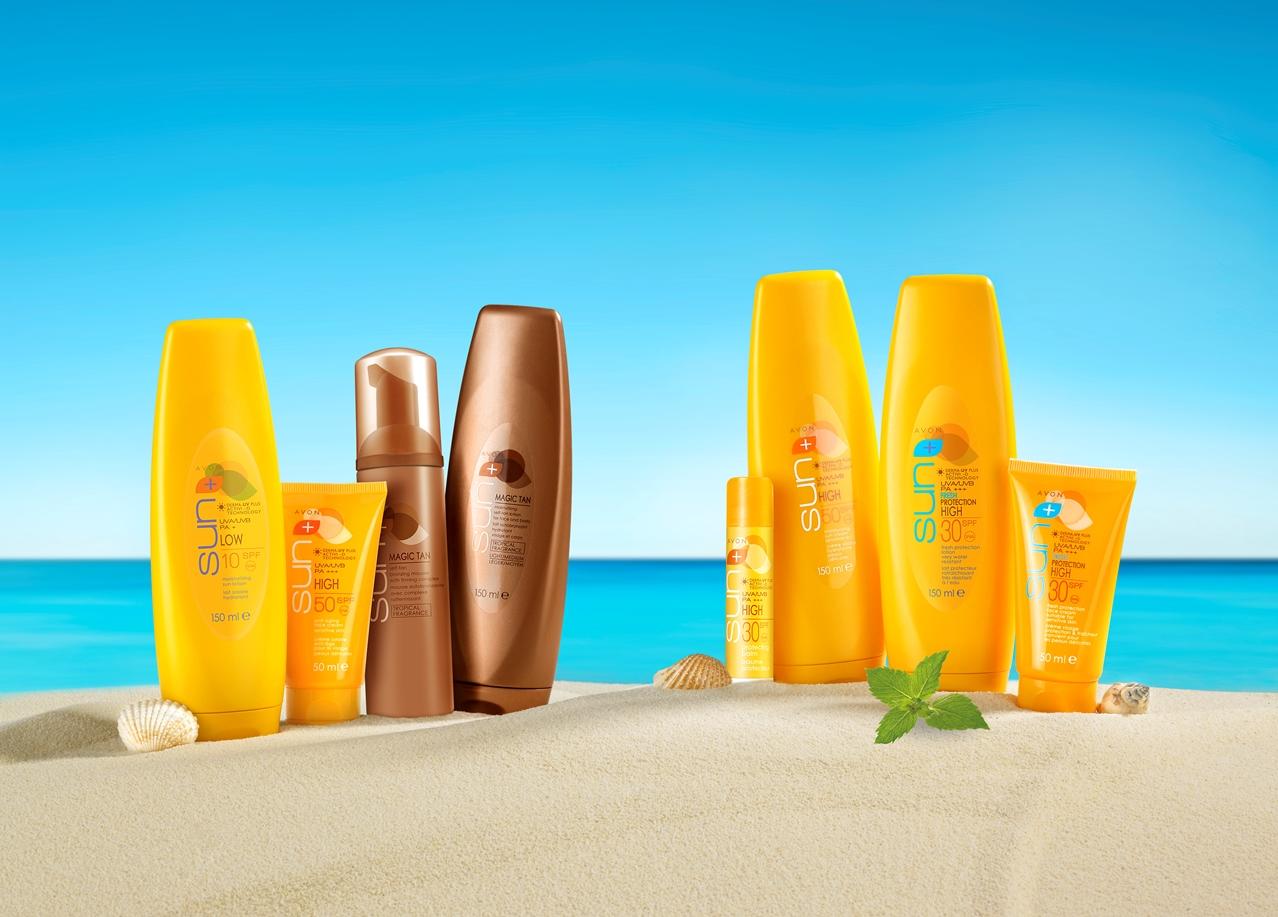 Slika 3 Avon Sun preparati Letnje Avon osveženje: Tvoja omiljena nega