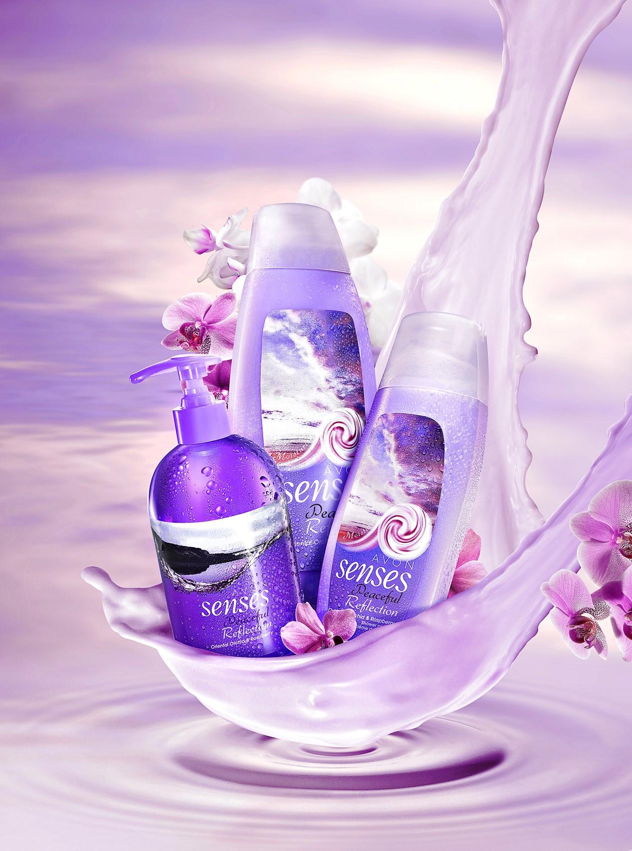 Slika 4 Avon Senses Letnje Avon osveženje: Tvoja omiljena nega